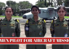 Indian Navy's Women Pilots Are Ready For Dornier Aircraft Missions.