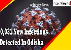 10,031 New Infections Detected In Odisha