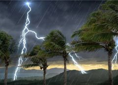 Heavy Rainfall, Thunderstorm Likely In These Dists Today